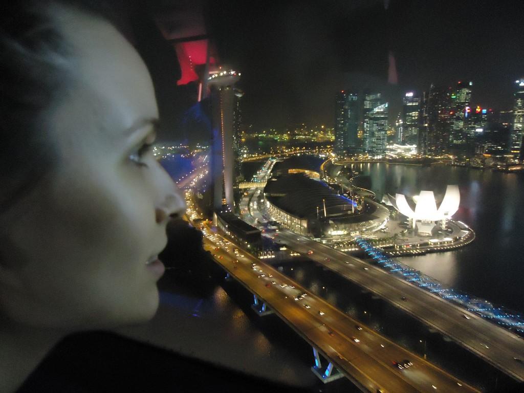 Floriana Cristea Singapore