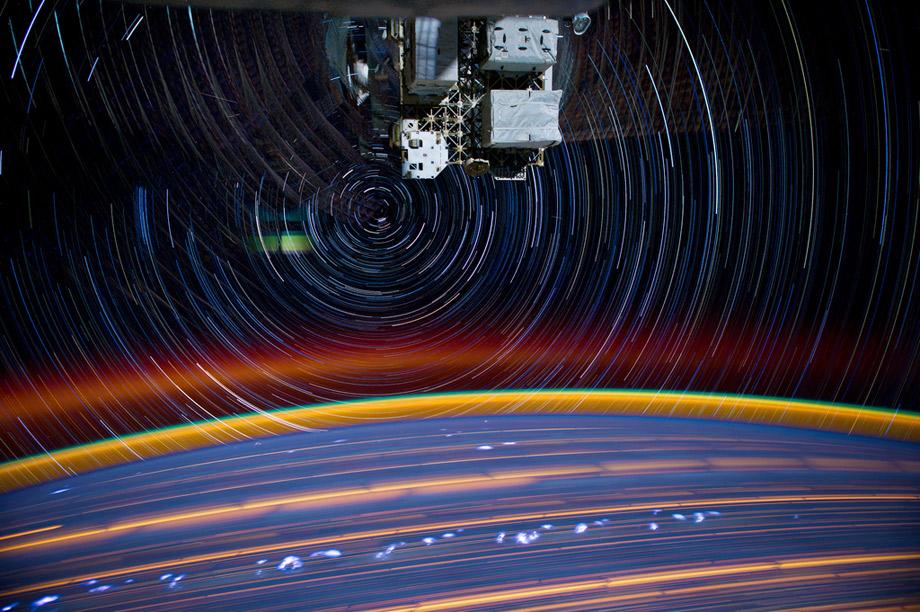 Fotografie orbita spatiu