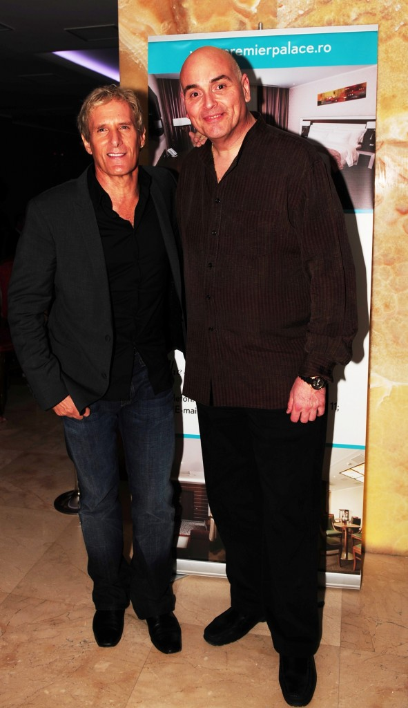 Ross Ranallo si Michael Bolton