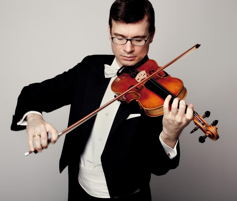 Alexandru Tomescu Stradivarius