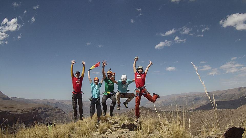 Expeditie Atlas Maroc septembrie 2014