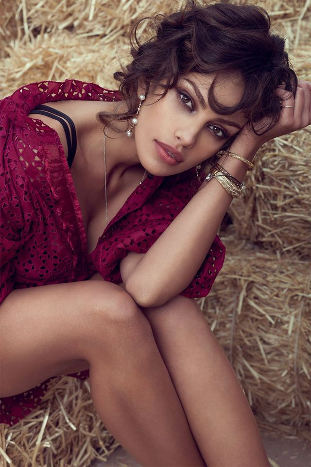 Madalina Ghenea photo Edward Aninaru
