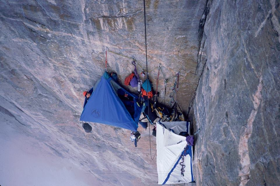Pat escalada Atlas Maroc