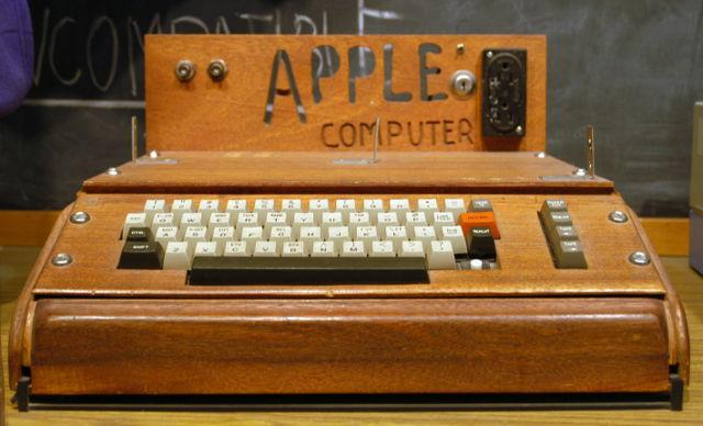 Primul Apple I Computer