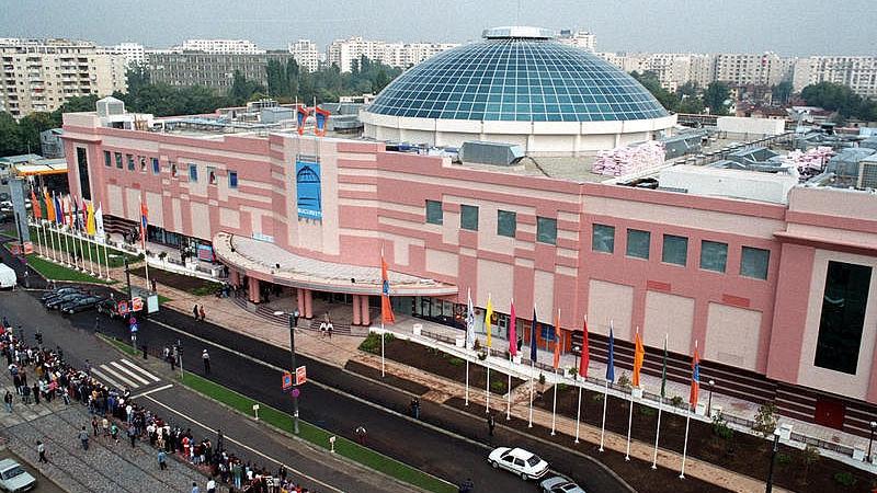Primul mall din Romania