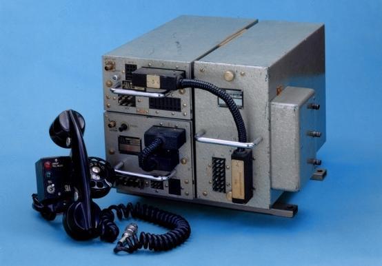 Primul telefon mobil din istorie Ericsson 1956
