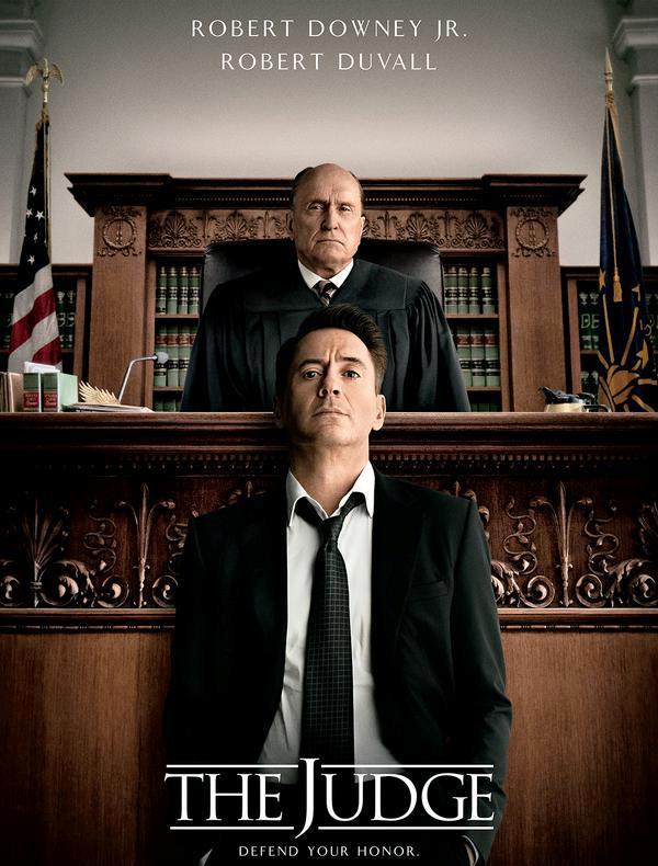 Robert Downey Jr The Judge