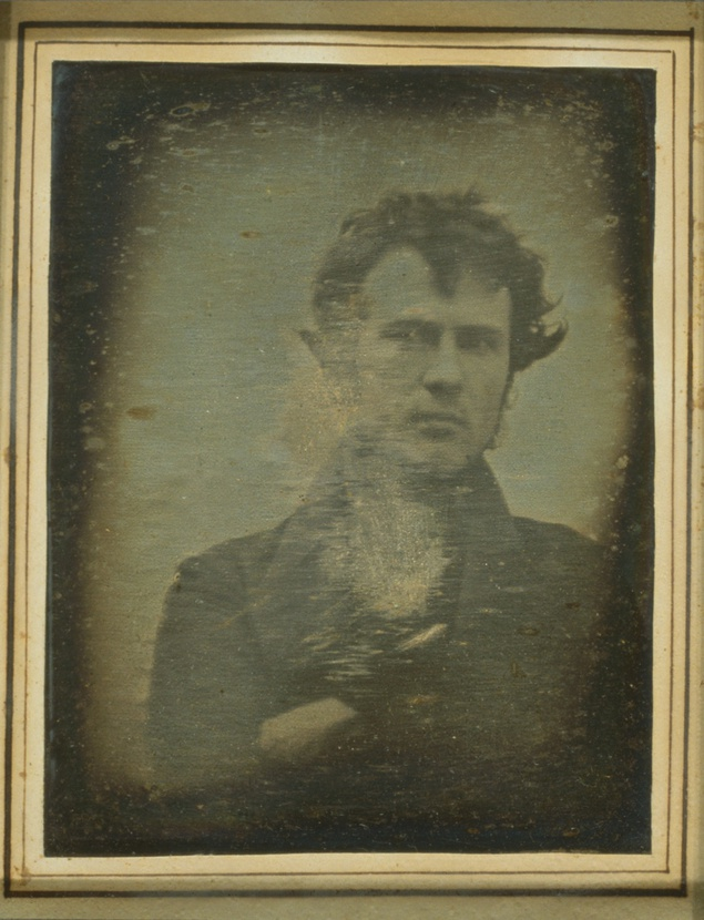 RobertCornelius Primul selfie autoportret din lume