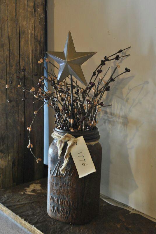 vaza ornament stea sarbatori