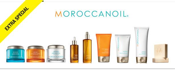 Moroccanoil Body Line 1