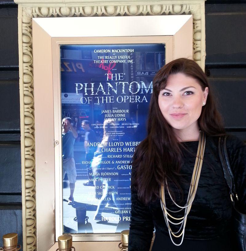 Fantoma de la Opera Corina Stoicescu