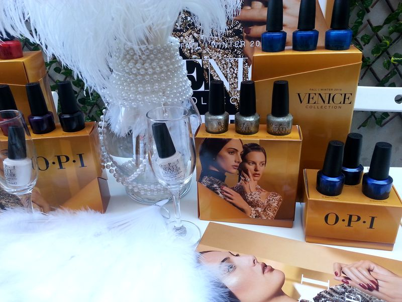 Fall Winter OPI Venice Collection