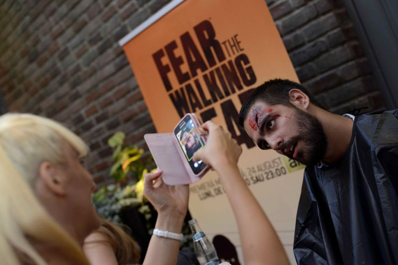 Fear the walking dead Foto Robert David 7