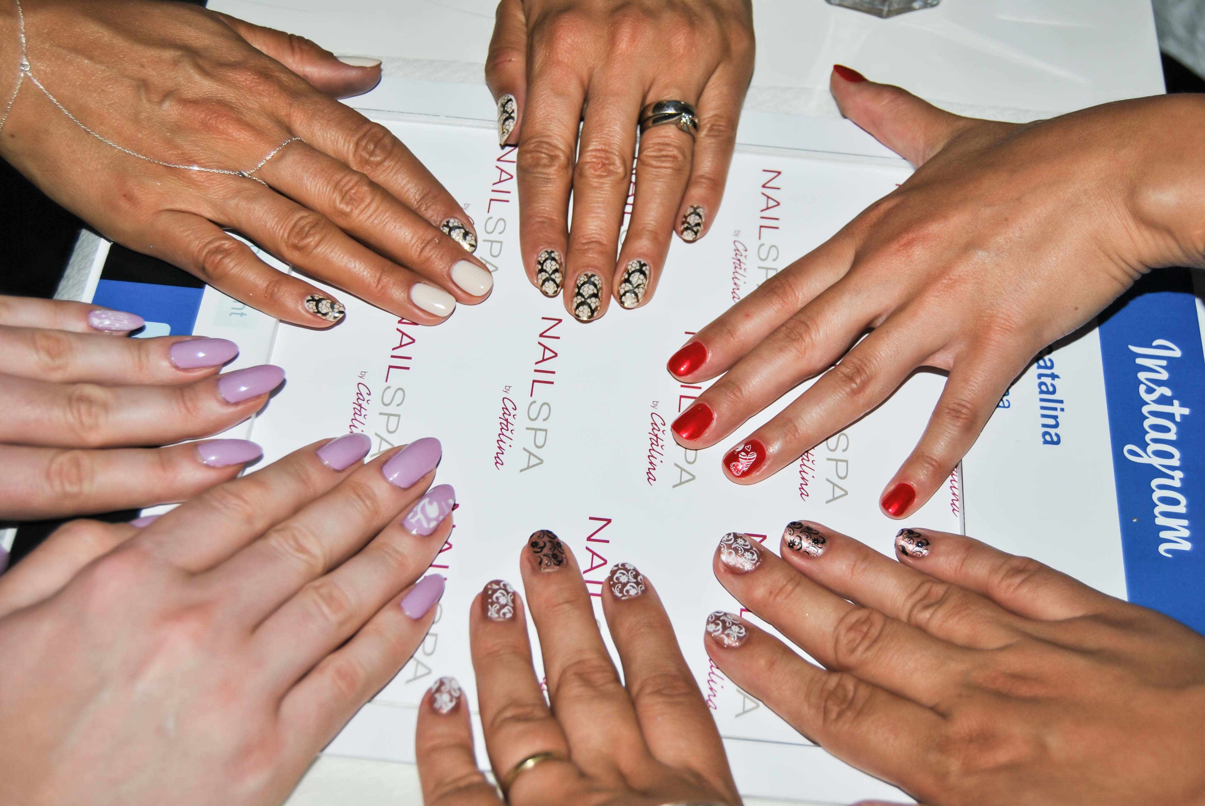 Opi Venice Collection party 2
