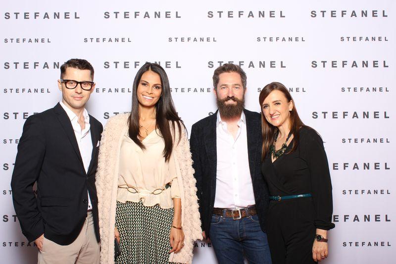Adrian Sina, Anca Serea, Carlo Stefanel & Cornelia Nicolae