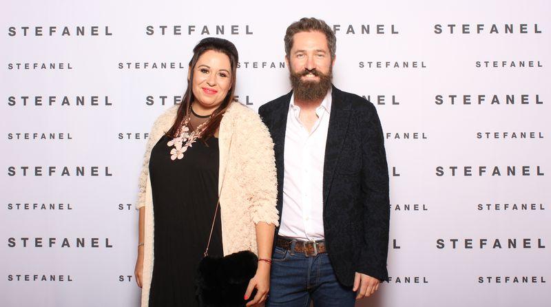 Oana Roman & Carlo Stefanel