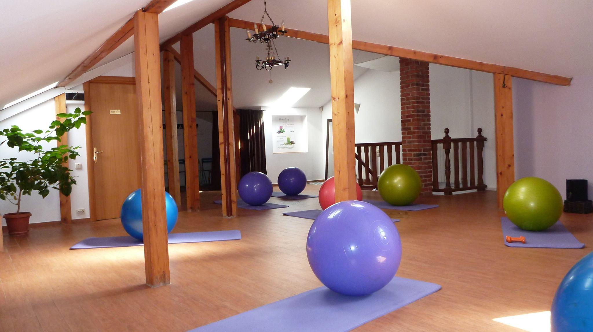Eden Spa yoga pilates