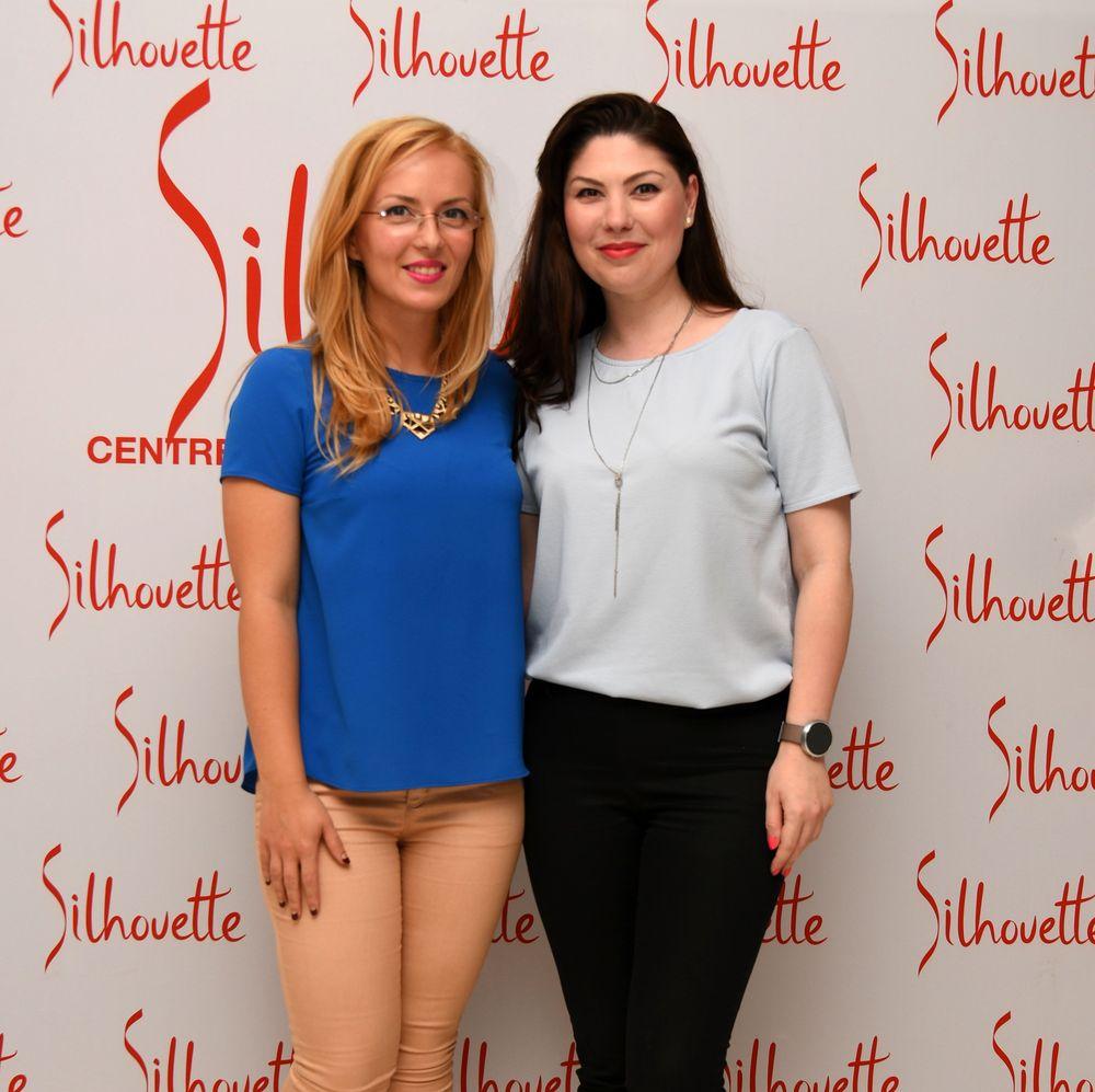Andreea Dragan (Topline) Corina Stoicescu (EsentaTare.com)