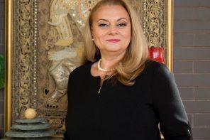 VICTORIA ASANACHE, femeia care sprijină bolnavii de cancer