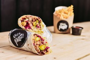 UK's first vegan kebab brand to open new loction in Camden, London