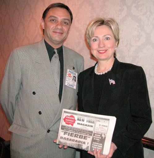 Cu Hillary Clinton