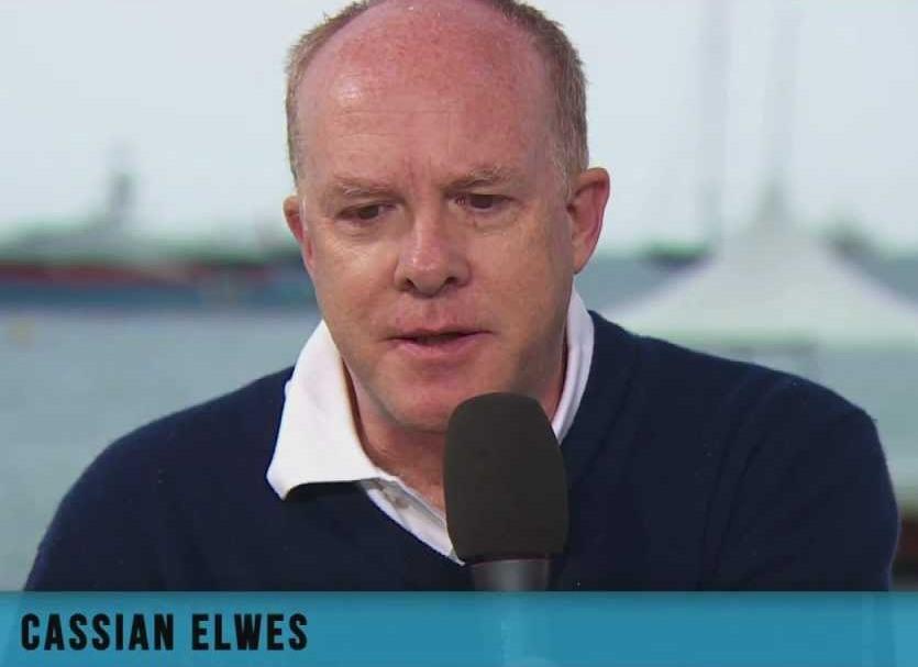 Film producer Cassian Elwes