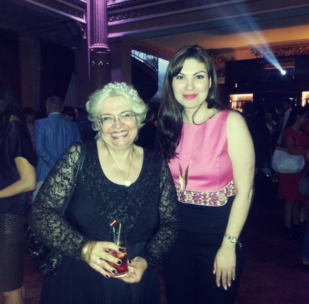 Corina si Irina Margareta Nistor