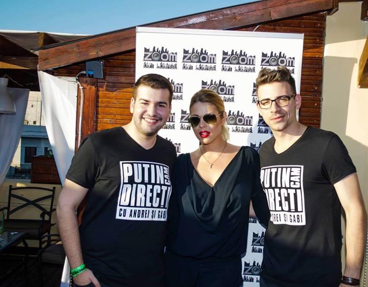 Putin cam directi Roxana Nemes