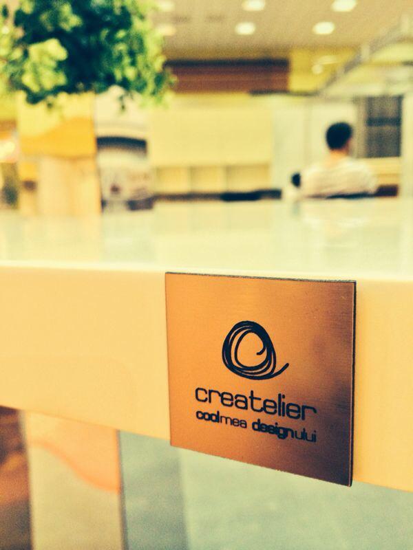 Createlier design