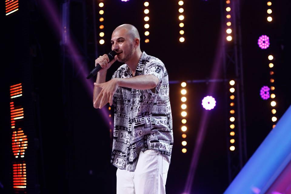 Adrian Sibiu X Factor