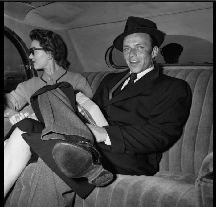 Ana Gardner si Frank Sinatra