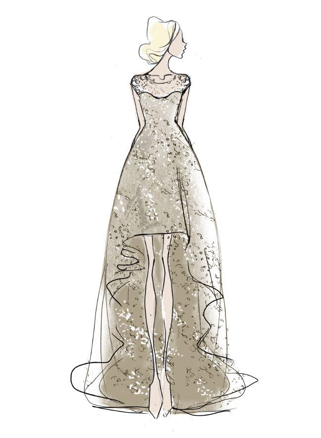 Lorena Sarbu- Carrie Underwood CMA Awards Sketch