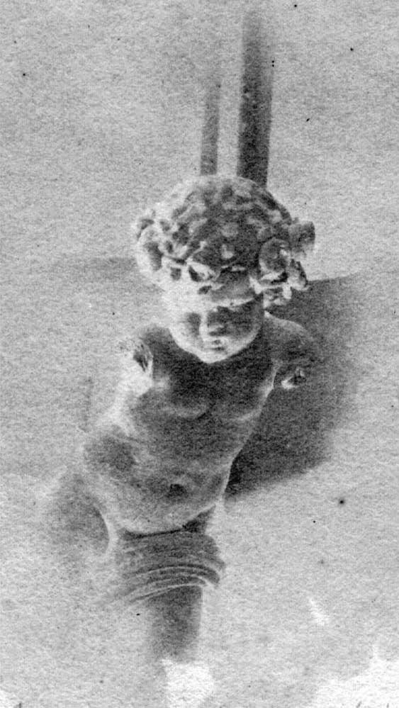 Prima fotografie din Romania Cupidon Szathmari