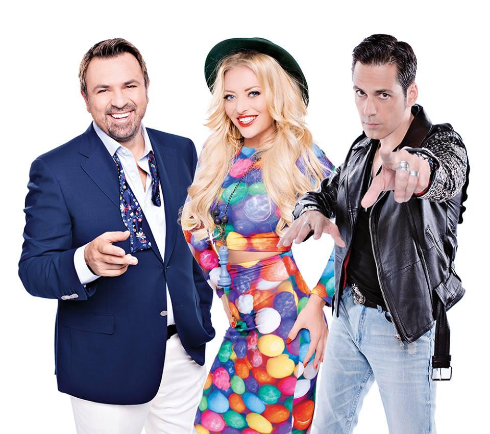 juriu X Factor Brenciu Delia Banica