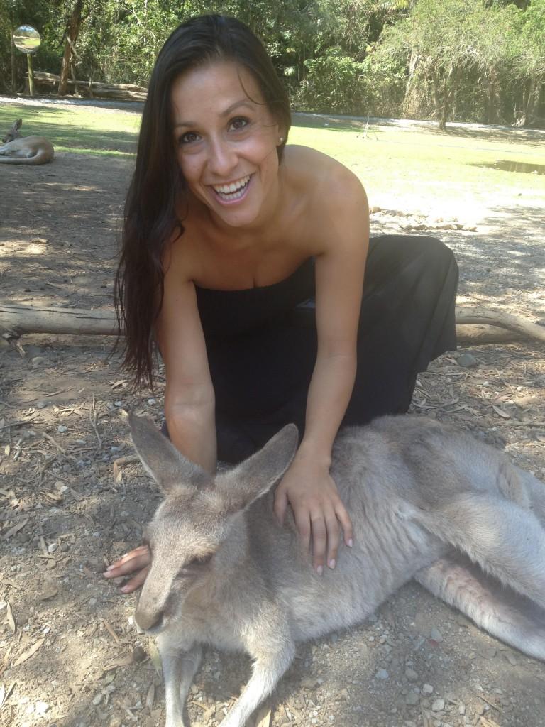 Elodie Oliveira Australia