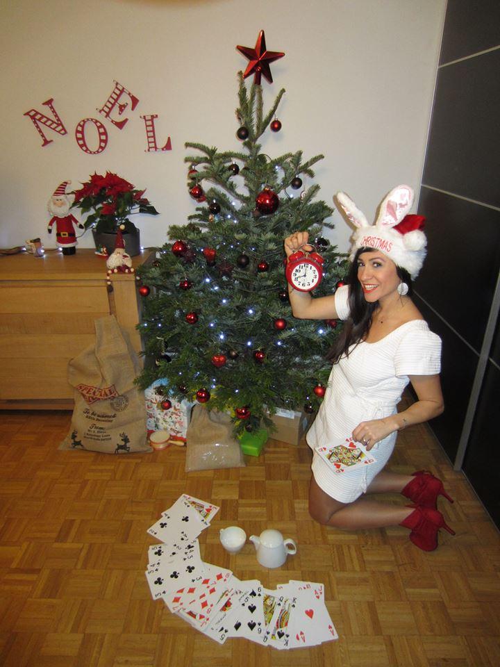 Elodie Oliveira BlushOhlala Christmas