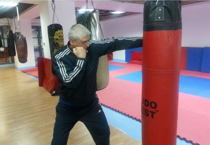 Gabi Oroviceanu Fight Club Oroviceanu mic