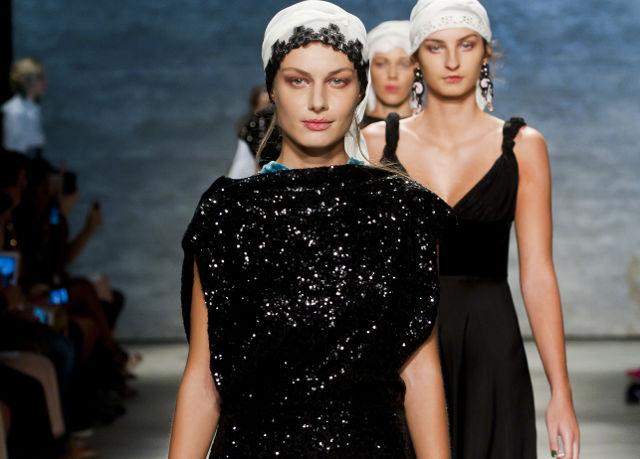 Dorin Negrau Fashion Week