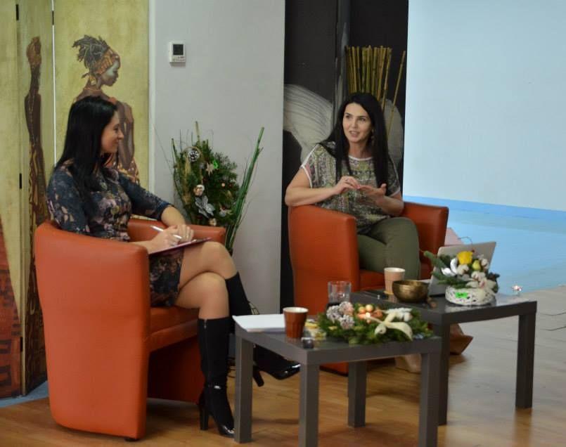 Diana Metiu si Iulia Oroviceanu Good Life Center