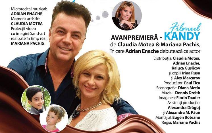 Claudia Motea si Adrian Enache