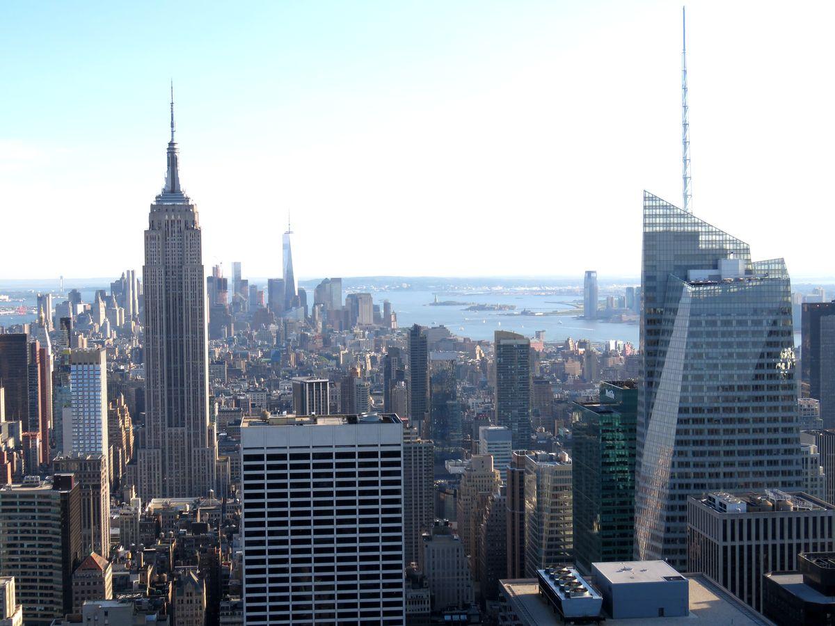 Empire State Building Corina Stoicescu EsentaTare.com