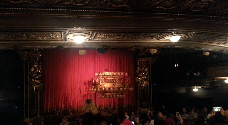 Fantoma de la Opera sala
