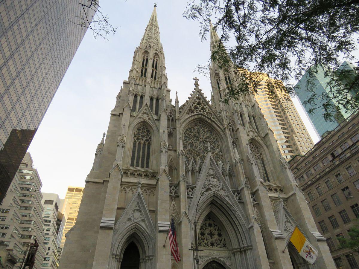 St Patrick New York City Credit Corina Stoicescu