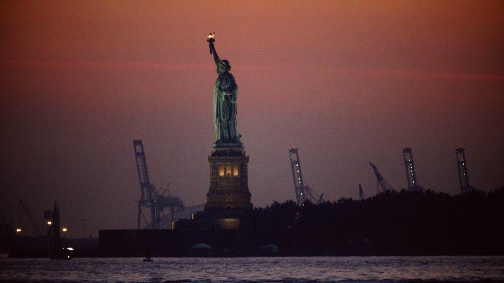 Statue Of Liberty Corina Stoicescu EsentaTare.com