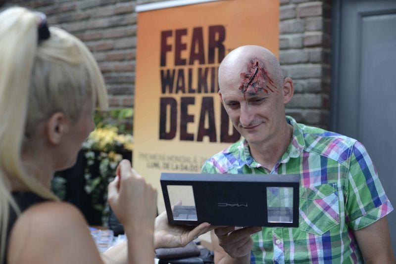 Fear the walking dead Foto Robert David 2