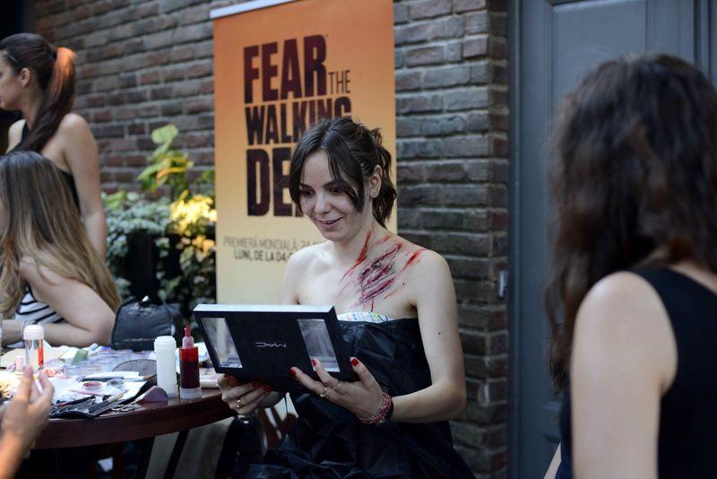Fear the walking dead Foto Robert David 5