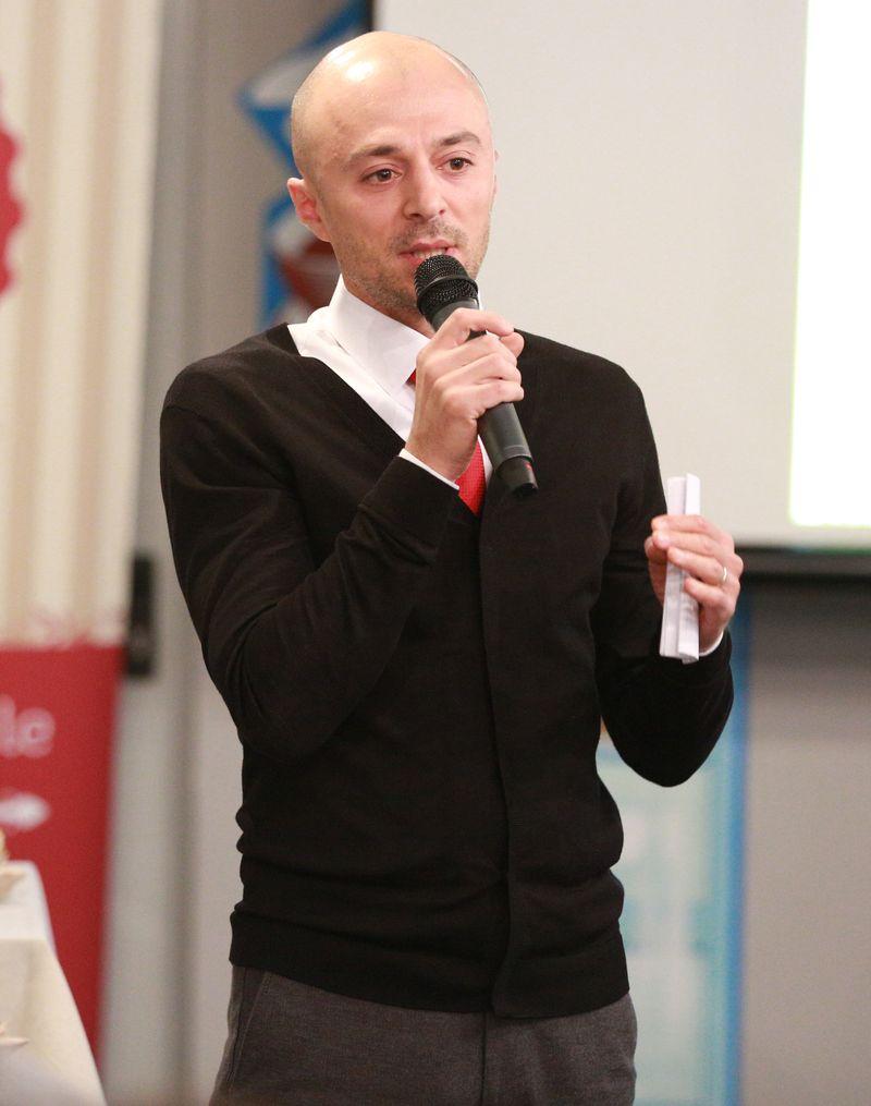 Andrei Roșu se numără printre cei care apreciază pâinea pregătită de mame si a fost prezent la evenimentul găzduit de Chef Parade