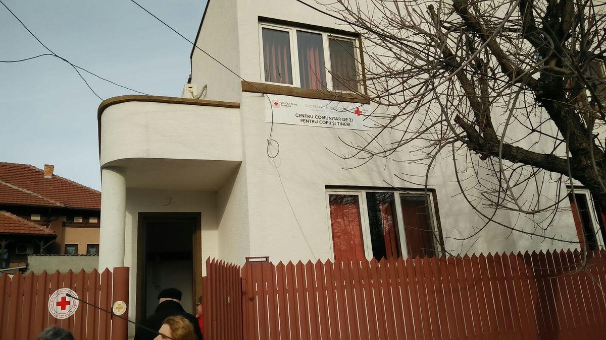 Centrul de zi din Craiova