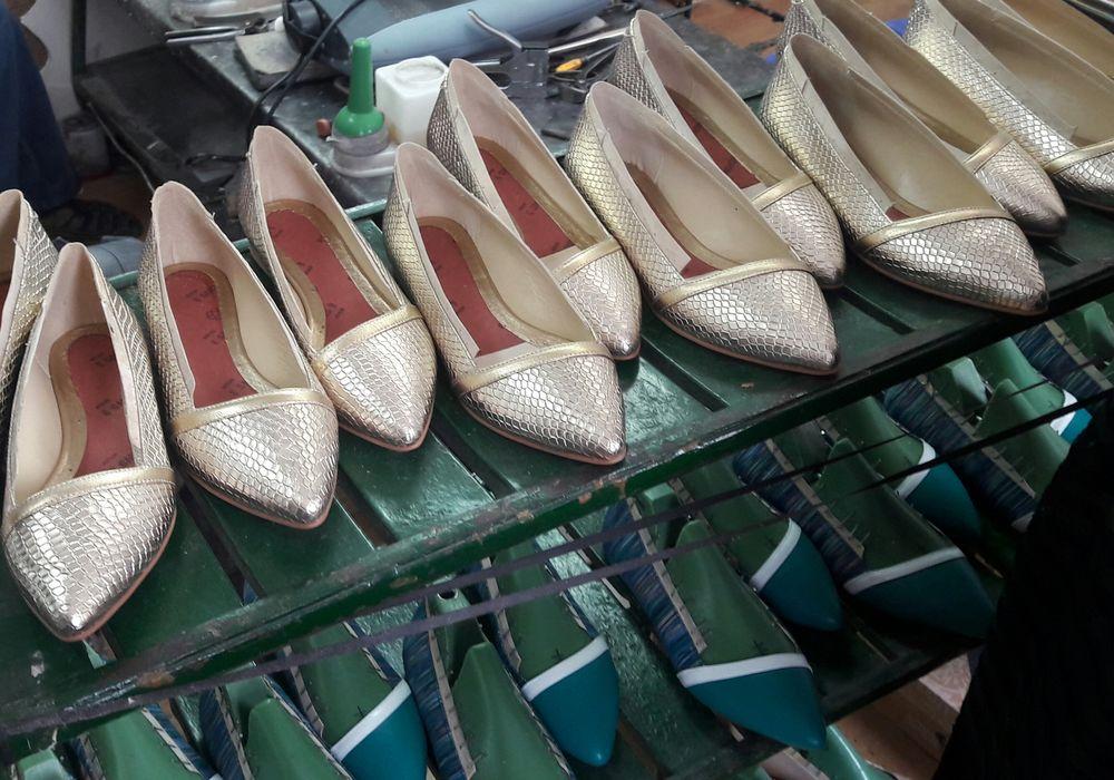Diane Marie Studio Esenta tare pantofi balerini